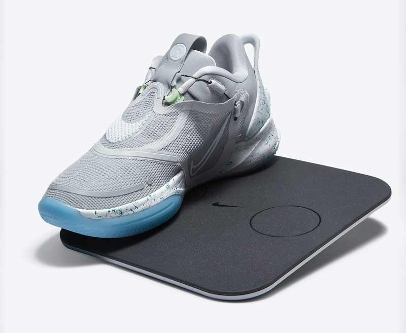 Nike : l'Adapt BB 2.0 est de Retour vers le futur !   Basket USA