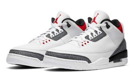 Le Japon a droit à une Air Jordan 3 exclusive   Basket USA