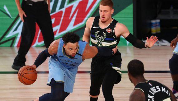 Memphis valide son ticket pour le « play in » et envoie San Antonio en vacances !