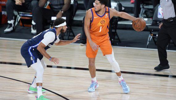 Invaincus dans la « bulle », les Suns corrigent les Mavericks et attendent le résultat des Blazers