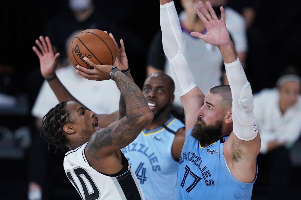 連續23年季後賽有望?DeRozan再次扮演救世主,馬刺兩種方案締造奇蹟!(影)-黑特籃球-NBA新聞影音圖片分享社區