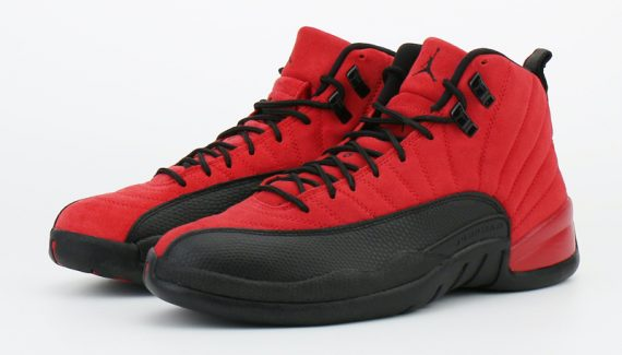 Jordan Brand : fièvre rouge pour la Air Jordan 12 | NBA | Basket USA