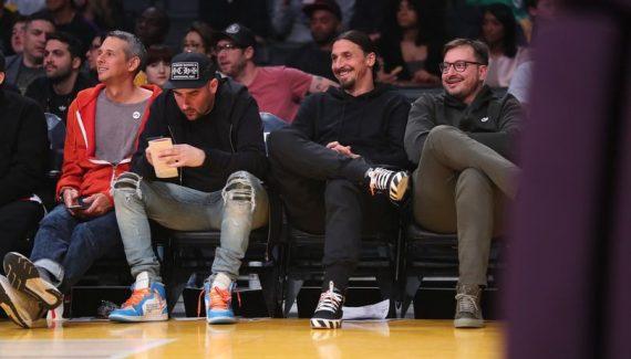 Zlatan Ibrahimovic tacle LeBron James sur ses engagements politiques - BasketUSA