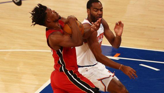 À l'expérience, le Heat se défait des Knicks dans le « money time » - BasketUSA