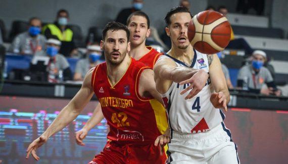 Au forceps, Thomas Heurtel et Isaïa Cordinier envoient les Bleus à l'EuroBasket 2022 - BasketUSA