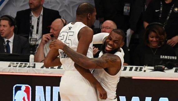 All-Star Game 2021 : LeBron James et Kevin Durant en tête des votes - BasketUSA