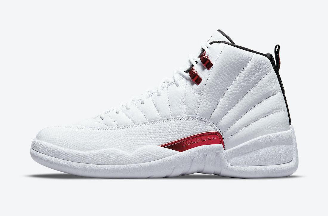 Les images officielles de la Air Jordan 12 « Twist » | NBA ...