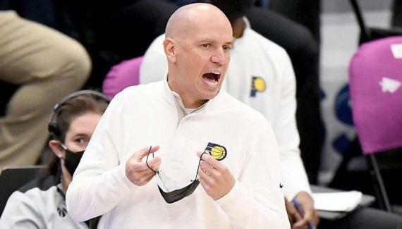 Les Pacers se séparent de Nate Bjorkgren