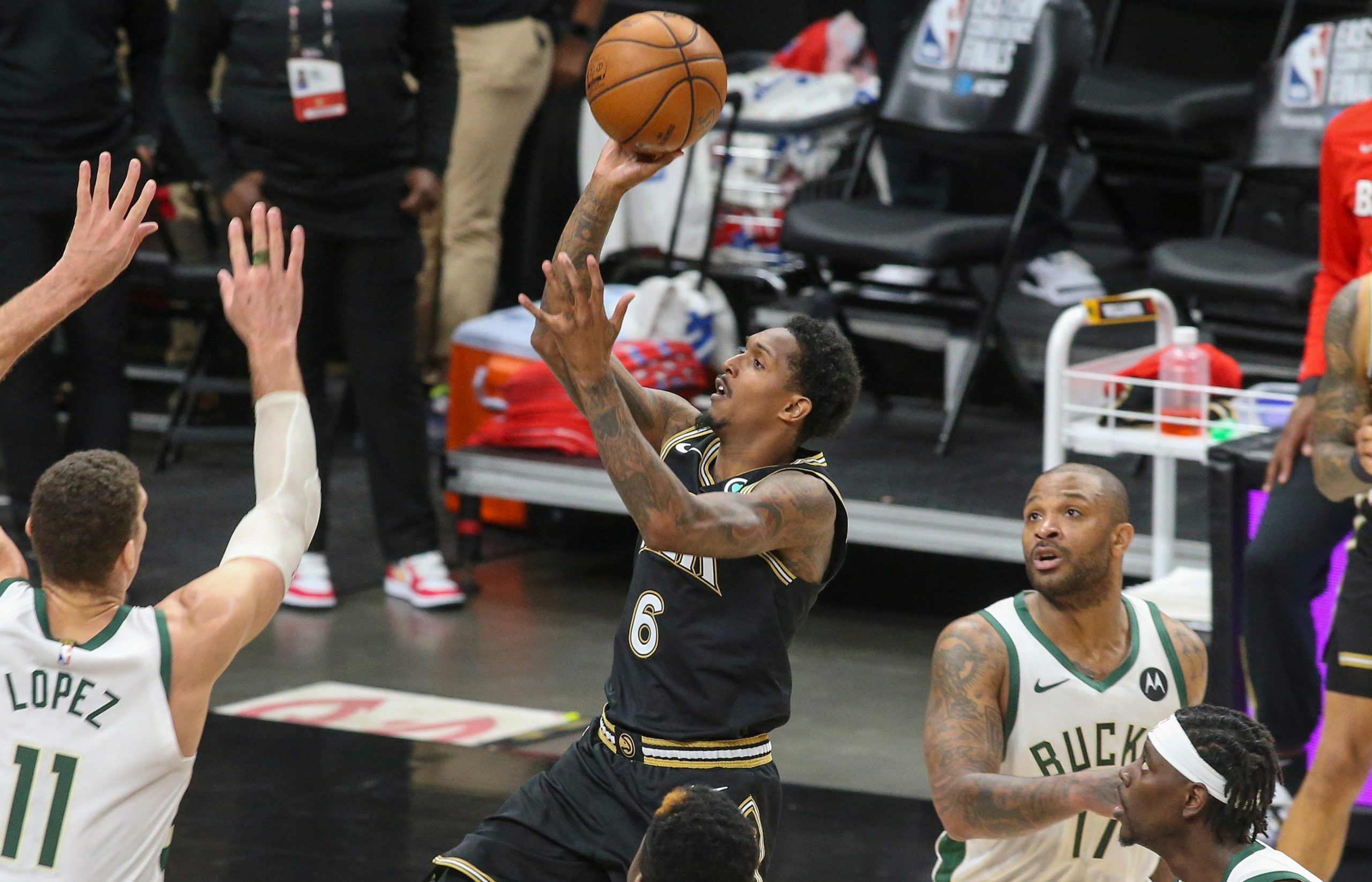 Lou Williams needs to stick with the Hawks    NBA