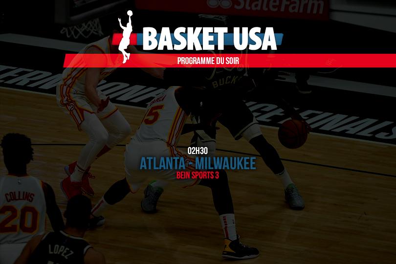 Night program    The Hawks wish to drive a Sport 7    NBA
