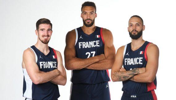 Jeux olympiques   France – Italie et Etats-Unis – Espagne en quarts de finale !