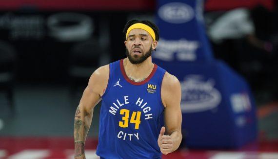 JaVale McGee file aux Suns