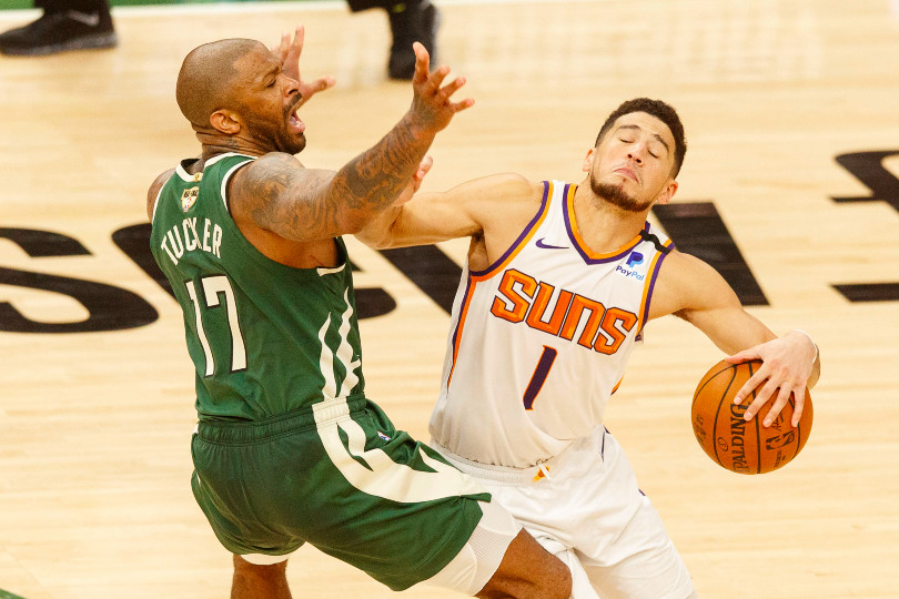 Why did not the Bucks persist with PJ Tucker?     NBA