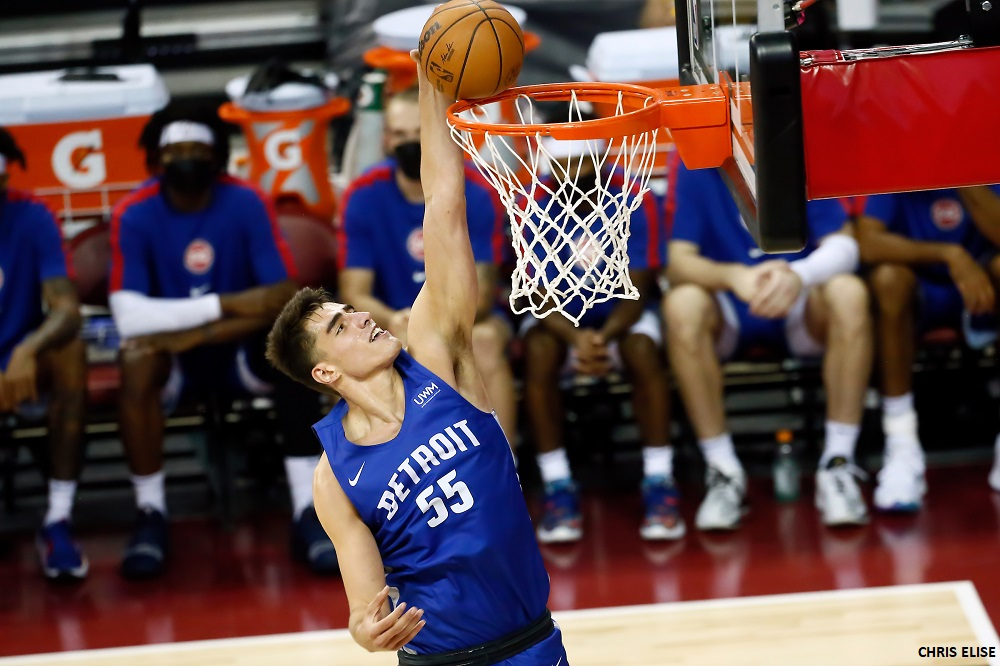 Luka Garza is awarded a two-year contract |  NBA