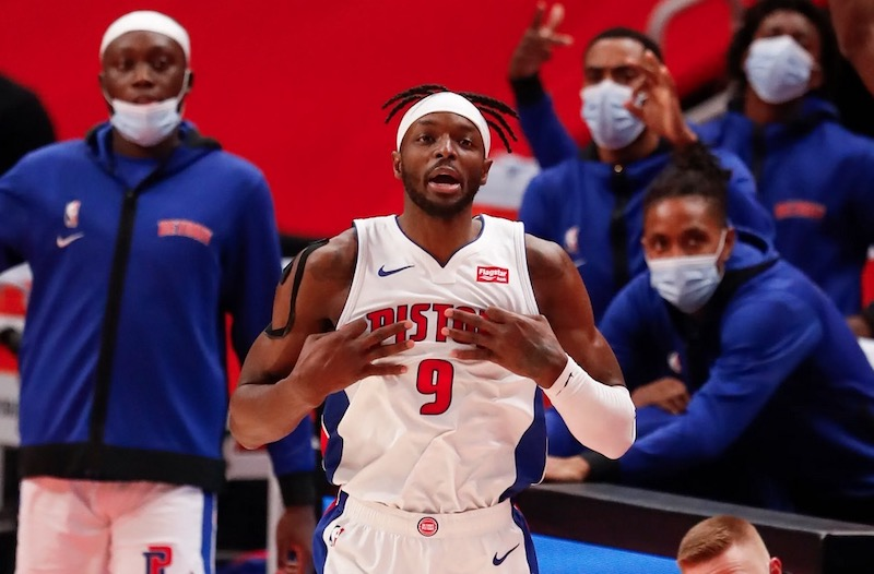 Regardless of the arrival of Cade Cunningham; Jerami Grant retains the keys to the Pistons assault |  NBA