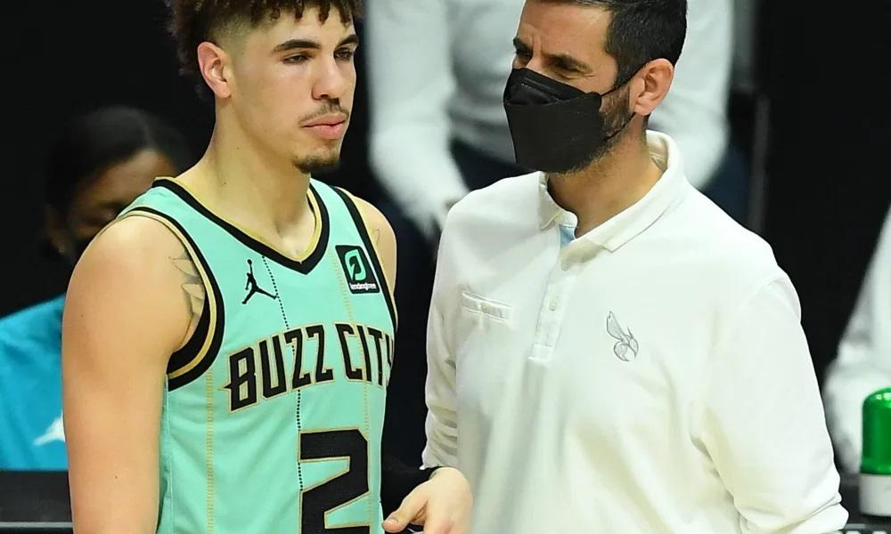 James Borrego needs to design LaMelo Ball a frontrunner this season |  NBA