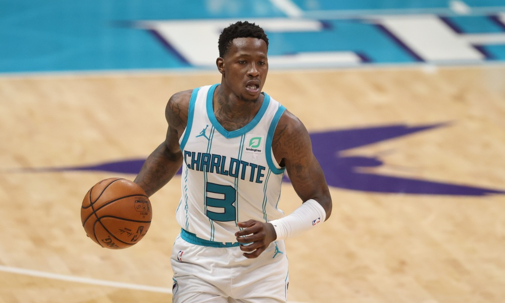 Terry Rozier; an assumed and realized chief in Charlotte |  NBA