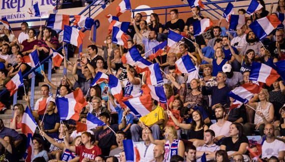 Coupe du monde 2023   La France débute les qualifs à Pau, face au Monténégro, le 26 novembre