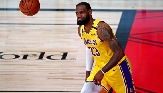 Un LeBron James transformé physiquement pour la reprise
