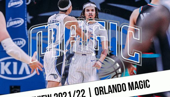 Preview 2021/22    After the destruction, it is time to rebuild the Magic    NBA