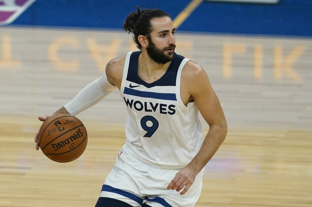 Following Disappointment; Ricky Rubio Is Prepared To Play His Enormous Brother Position In Cleveland    NBA