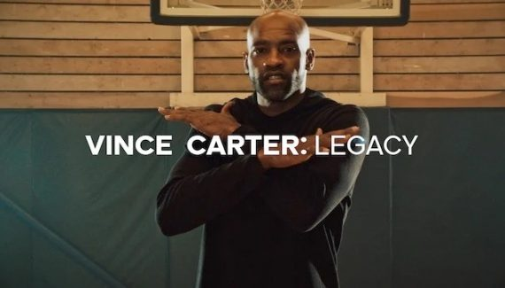 Documentaire : la bande-annonce de « Vince Carter: Legacy » dévoilée