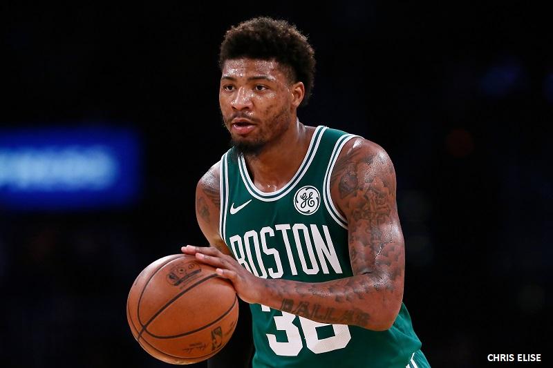 Damon Stoudamire wants to unlock the potential of Marcus Smart |  NBA