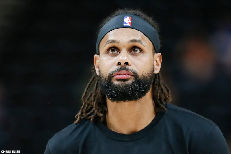 Patty Mills and Jevon Carter hope to make up for Kyrie Irving's absence    NBA