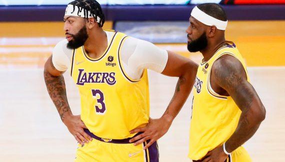 LeBron James forgave; Anthony Davis played    NBA