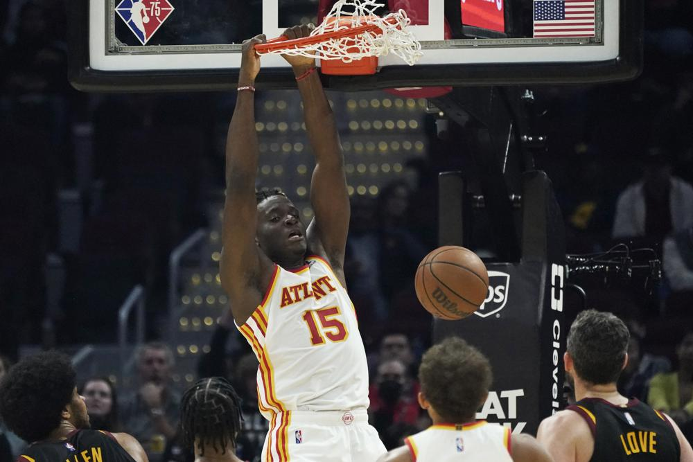 The danger for the Hawks this season?  Show sufficiency    NBA