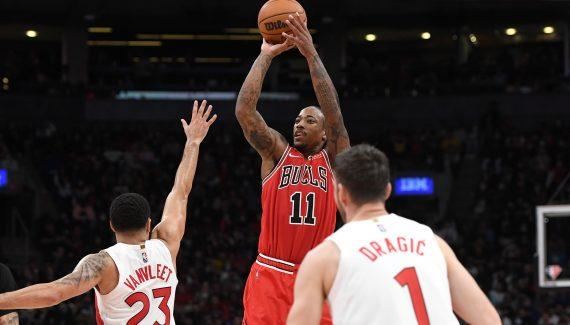 À Toronto, les Bulls restent invaincus grâce à… DeMar DeRozan