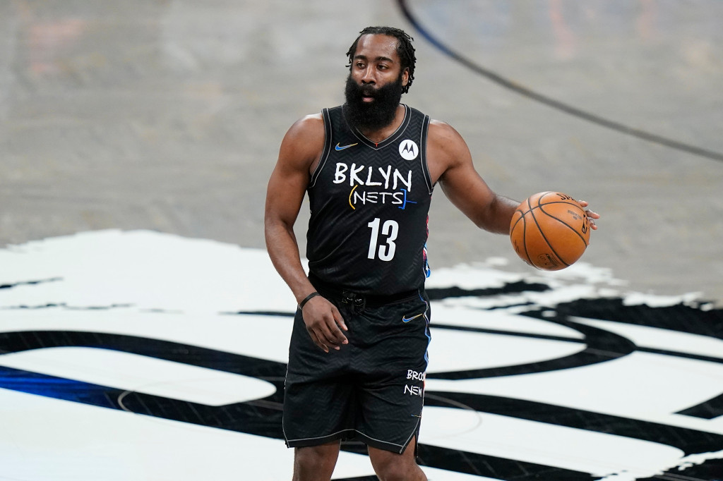 Even if it didn't spread; James Harden reassures the Nets    NBA