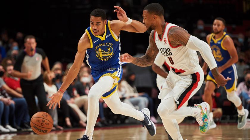 Preseason    The Warriors dropped 3 factors    NBA