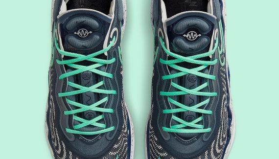La Nike Air Zoom GT « Run » de retour avec un nouveau coloris