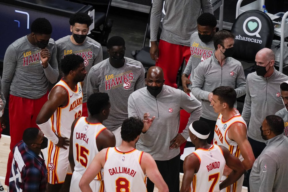 Behind the scenes of the Hawks saga in the playoffs    NBA