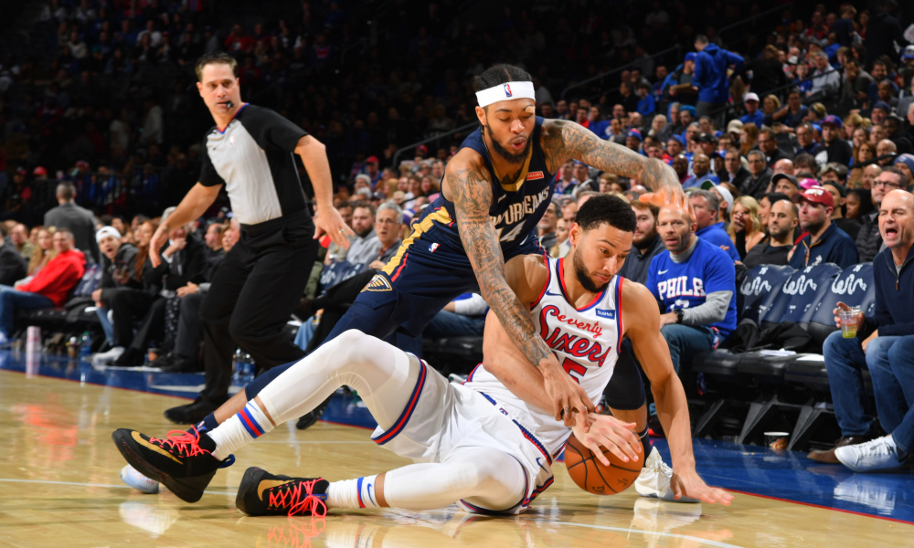 Spurs and Pistons question about Ben Simmons |  NBA