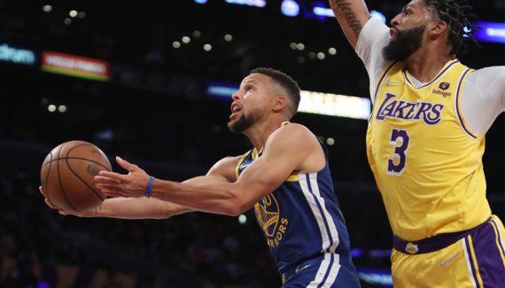 Les « role players » des Warriors renversent les stars des Lakers
