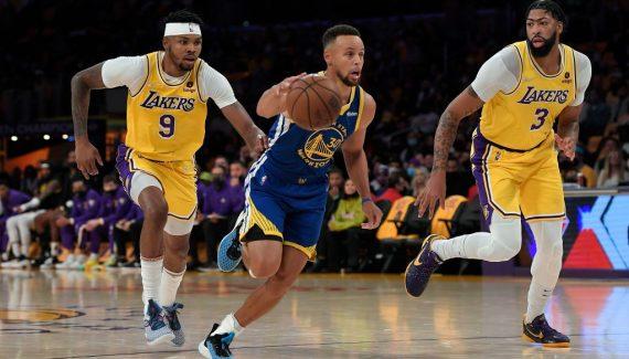 Stephen Curry sort son premier triple-double depuis cinq ans !