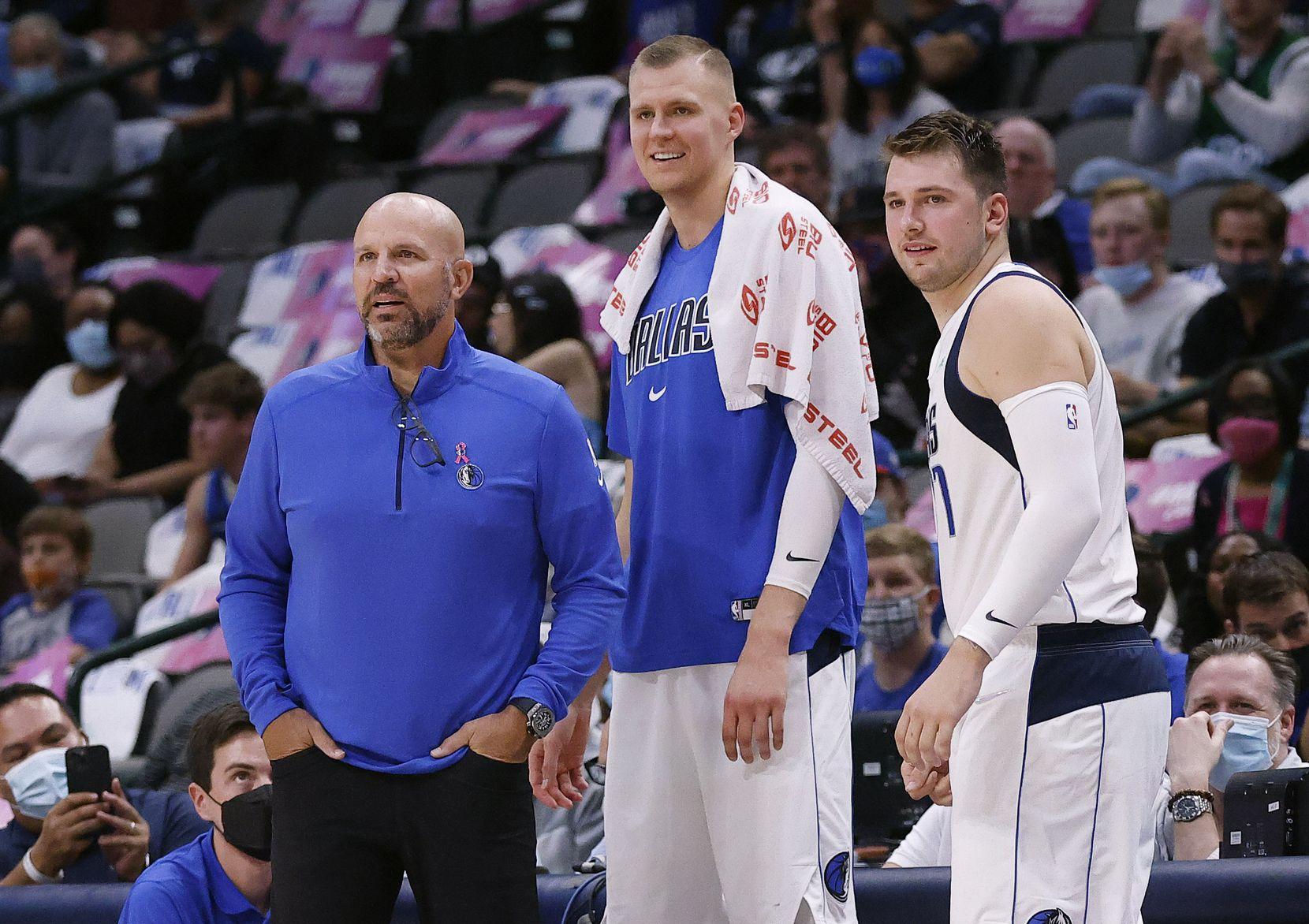 Jason Kidd under the influence of a triumvirate    NBA