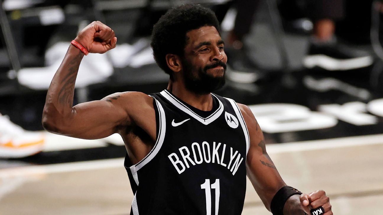 Breakthrough in Brooklyn: Kyrie Irving Eradicated From The Group!     NBA