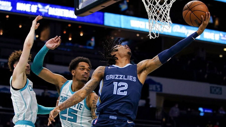 Preseason |  The Grizzlies are going too quick for the Hornets |  NBA