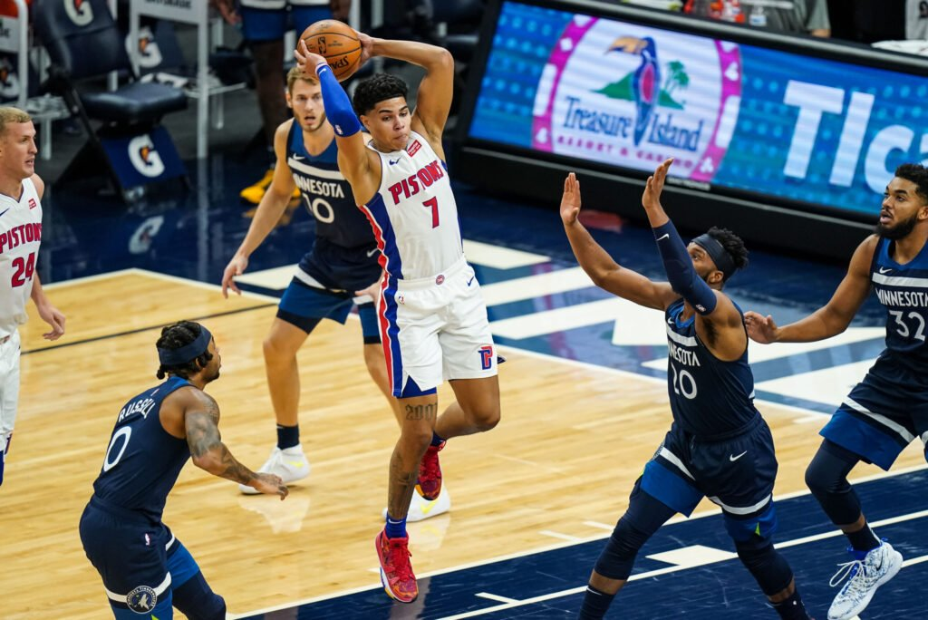 Pistons enlarge Killian Hayes and his younger shoots |  NBA