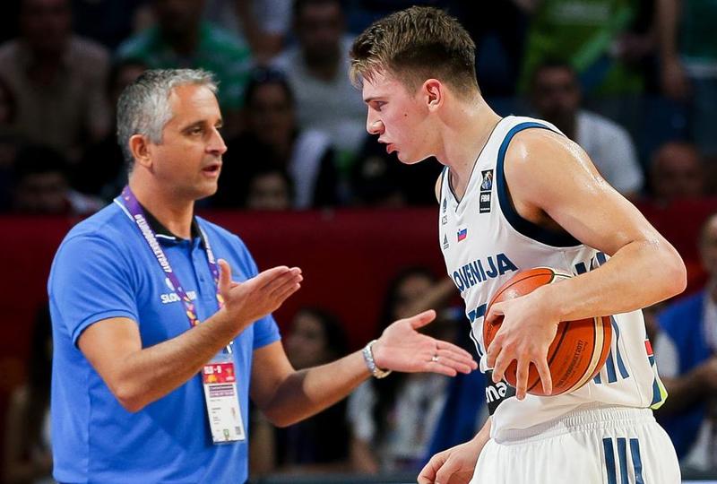 Igor Kokoskov; the man who whispered in Luka Doncic's ear |  NBA