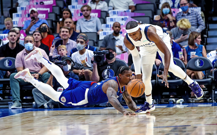 The Mavericks get Frank Ntilikina and Moses Brown    NBA