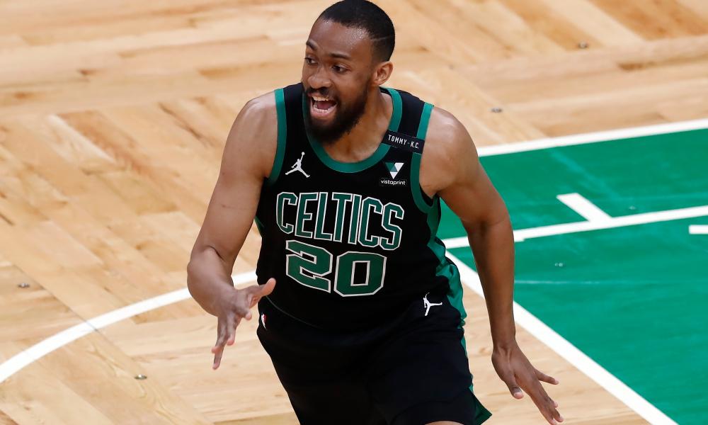 Celtics part ways with Jabari Parker    NBA