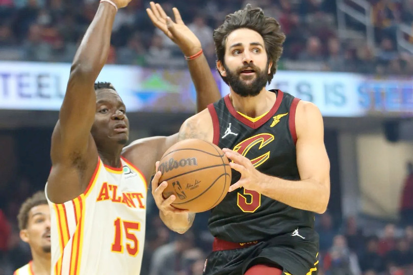 Ricky Rubio and the Cavaliers surprise the Hawks    NBA